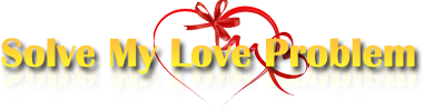 Solve my love problem Logo